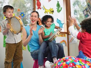 Educateur de jeunes enfants