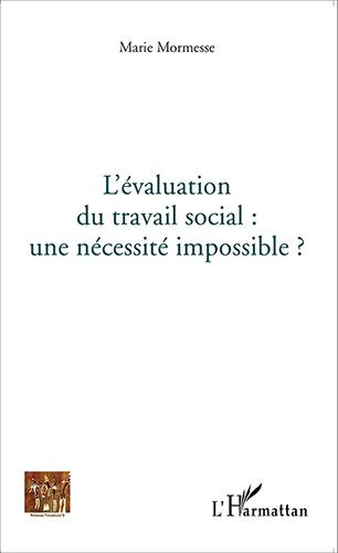 L'ÉVALUATION DU TRAVAIL SOCIAL