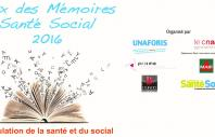 Prix des mémoires santé social