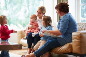 Article Home Visit Program For New Parents